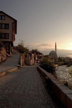 My hometown, Prizren.