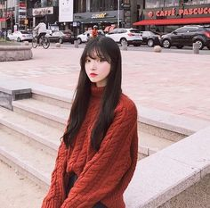 kfashion, ulzzang, and girl image Ulzzang Girl Fashion, Ulzzang Girl Selca, Mode Ulzzang, Ulzzang Korean Girl, Cute Korean Girl, Asian Girl, Kfashion Ulzzang, Uzzlang Girl, Korean Beauty Girls