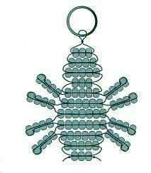 Create this cute beaded spider keychain. Great for your key ring, to use as halloween decorations, give as gifts, or to make for fund raisers. Large variety of craft supplies. Pony Bead Patterns, Beading Patterns, Flower Patterns, Pony Bead Animals, Beaded Animals, Pony Bead Crafts, Beaded Crafts, Fun Crafts For Kids, Cute Crafts