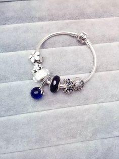 50% OFF!!! $199 Pandora Charm Bracelet. Hot Sale!!! SKU: CB01358 - PANDORA Bracelet Ideas