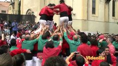 Castellers - El trabajo en equipo