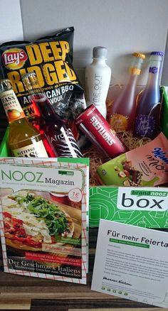 Testimony1990 - Beauty, Boxen, Food, Familie und Produkttests: Brandnooz Box im Juli unboxing