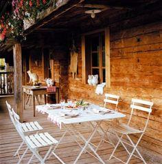 Fermob Bistro Set - similar in savannah (seating 8)
