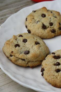 Grain-free chocolate chip cookies