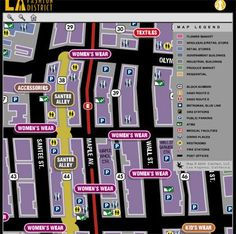 Tips For Shopping The Fashion District In Los Angeles - InfoBarrel
