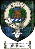 McEwan Clan   Badge