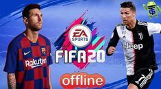 FIFA 20 Mobile Offline Mod APK New Kits 2020 Download – Apk Mod Game Fifa Games, Soccer Games, Fifa 14 Download, Fc Barcelona, Android Mobile Games, Offline Games, Evolution Soccer, Fifa 20, Android Features