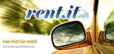 Rent.it: un'ottima applicazione per noleggiare una macchina in tutta Italia e nel Mondo!