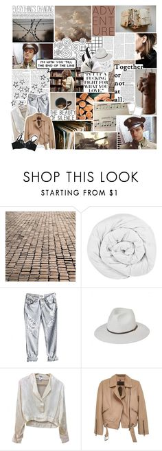 """""""I Still Believe In Heroes."""" by sleeping-with-loki ❤ liked on Polyvore featuring Barbed, Sebastian Professional, The Fine Bedding Company, Stonemen, Chanel, AllSaints and Agent Provocateur"""