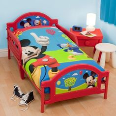 Gentil Mickey Mouse Toddler Bed At Childrenu0027s Rooms Mickey Mouse Toddler Bed, Mickey  Mouse Room,