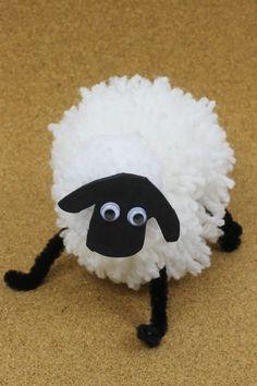 pompom sheep 6
