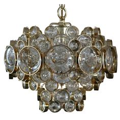 Sciolari Chandelier | From a unique collection of antique and modern chandeliers and pendants  at http://www.1stdibs.com/furniture/lighting/chandeliers-pendant-lights/