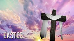 Easter Sunday Welcome Graphics. Celebrate Easter with our video, PowerPoint, and graphics with a white cloth draped over the cross against a purple sky. Happy Easter Messages, Happy Easter Quotes, Happy Easter Sunday, Happy Easter Greetings, Easter Wishes, Easter Images Religious, Easter Images Free, Easter Bunny Images, Easter Pictures
