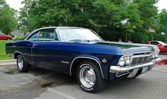 1965 Impala | 1965 Chevy Impala SS | Flickr - Photo Sharing!