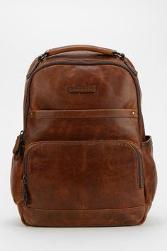 Frye Logan Leather Backpack #urbanoutfitters