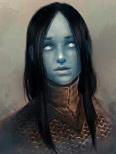 Samsaran Female Profile - Pathfinder PFRPG DND D&D d20 fantasy