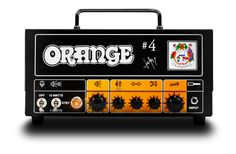 The Signature #4 Jim Root Terror Head is modelled after the Dirty Channel on the same amp that Jim Root plays in the studio and on the road: the Orange Rockerverb 100. This all-valve, 15-watt amp is capable of far more than high gain rock and metal though. With a full 3-band EQ players will find it easy to dial in everything from vintage rock, blues and beyond.