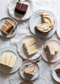 """Layer Cake 101 from the author of """"Layered: Baking, Building, and Styling Spectacular Cakes"""""""