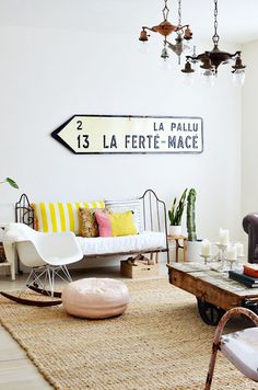 french-inspired space
