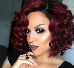 Curly Bob Hairstyles Classy 30 Super Cute Hairstyles For Black Girls  Httpwwwshort