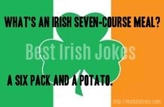 Irish National Anthem, Best Short Jokes, Irish Jokes, Jokes Images, Irish Pride, Beer Gifts, Funny Laugh, I Laughed, Random Stuff