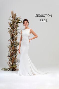 SEDUCTION Corsage, Top Rosa, One Shoulder Wedding Dress, Marie, Couture, Bridal, Wedding Dresses, Thailand, Creative