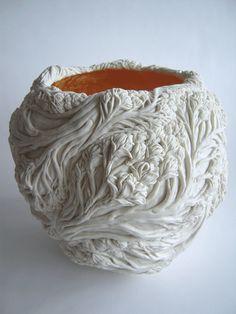 Hitomi Hosono - A Large Shirakawa Bowl http://www.hitomihosono.com/