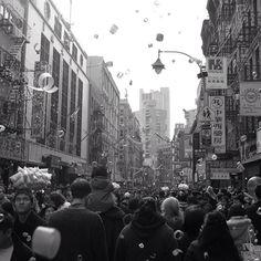 New York - Chinatown New Year - 2005 - @killbill83 | Webstagram
