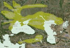 A History of Indo-Europeans, Migrations and Language European People, European Map, European History, American History, Ancient Egyptian Art, Ancient History, Ancient Aliens, Ancient Greece, European Languages