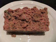 Mamma Britas matblogg: Grov, hjemmelaget leverpostei