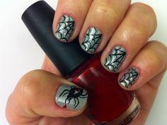 """""""The bird a nest, the spider a web, man friendship."""" William Blake  Happy Halloween"""