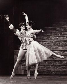 Nureyev & Fonteyn, Romeo and Juliet, 1965