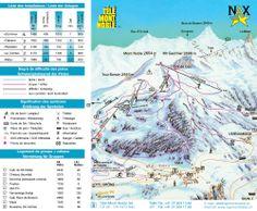 Skiing in Nax, near Mase, Wallis(Valais)