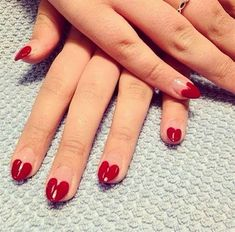 awesome 9 valentines day nails ideas
