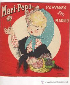 CUENTO DE MARI-PEPA VERANEA EN MADRID