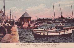 Thessaloniki town, under Ottoman occupation, Macedonia Greece Macedonia Greece, Thessaloniki, Troops, Online Printing, Liberty, Greek, Europe, Boat, Island