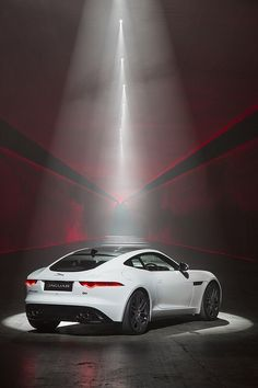 Visit The MACHINE Shop Café... ❤ Best of Jaguar @ MACHINE ❤ (Jaguar F-type Coupé Supercar)