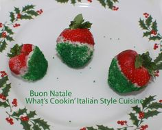 http://pegasuslegend-whatscookin.blogspot.com/2012/12/christmas-italian-dipped-strawberries.html