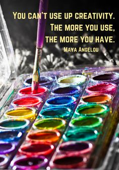 rainbow water colours and awesome photography World Of Color, Color Of Life, Dibujos Zentangle Art, Atelier D Art, Maya Angelou, Art Classroom, Teaching Art, Belle Photo, Art School