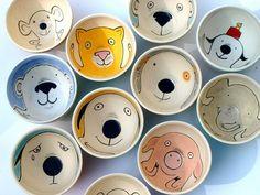 ceramic art 10 new nosebowls / neuzenkommen - 10 new nosebowls / neuzenkommen - Pottery Painting Designs, Pottery Designs, Paint Designs, Pottery Bowls, Ceramic Pottery, Pottery Art, Ceramic Cafe, Ceramic Bowls, Clay Projects