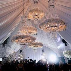 This wedding is the dose of splendor we needed!! Thank you @caramelwedding!! Photo: @ksemenikhin | Decor: @lidseventhouse. #weddingplanner #weddinginspiration #chandeliers #eventplanner #luxurywedding #luxurious #perfection #instagood #amazing #weddingven