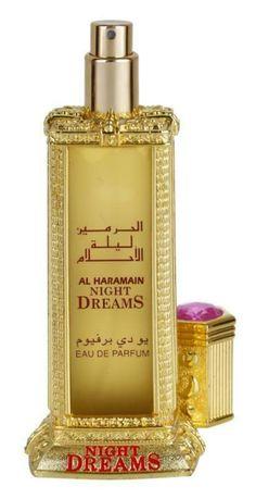Night Dreams EDP Exotic Arabian Perfume By Al Haramain for Women Steam Distillation, Korean Fashion Street Casual, Beauty Hacks, Beauty Tips, Soap Dispenser, Exotic, Perfume Bottles, Fragrance, Cedar Wood