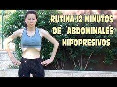 Como se hacen los abdominales hipopresivos. Gimnasia abdominal hipopresiva para aplanar abdomen y reducir el contorno de la cintura en poco tiempo. Vacio Asp...