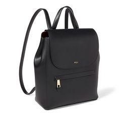 Leather Ellen Backpack