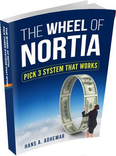 The Wheel of Nortia is a winning pick 3 lottery ebook that allows you to track easily triples in any state, also, the book includes a list of ready to play numbers when you see triggers. Very easy to apply. No formulas.