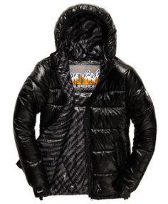 Intrepid Jacket Black