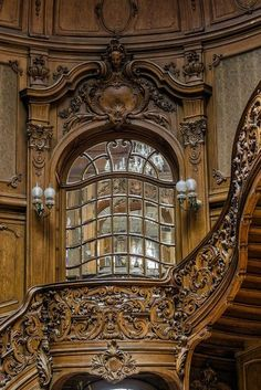 The best architecture buildings and most amazing architecture projects, architecture, architect projects, celebrate design, design inspirations Beautiful Architecture, Architecture Details, Interior Architecture, Victorian Interiors, Victorian Homes, Grand Staircase, Staircase Design, Mansion Interior, Interior And Exterior