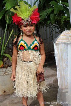 Amerindian Girl 6