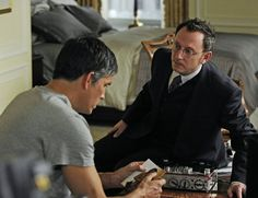 Jim Caviezel and Michael Emerson in Person of Interest i love this episode