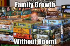 Clever Move Family Growth, Without Room — Meme - Clever Move